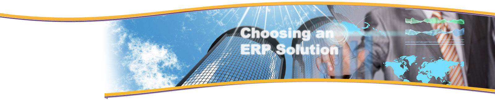 Choosing an ERP solution