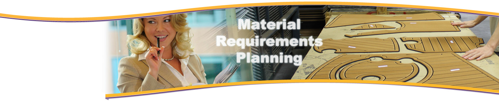 An integrated solution for material requirements planning
