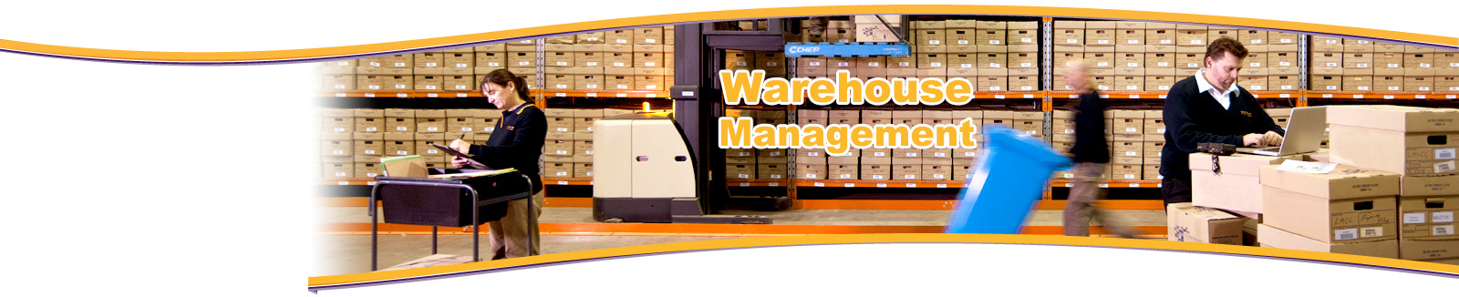 An integrated solution for warehouse planning and management
